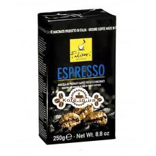 Кофе Filicori Zecchini Espresso 250 г молотый