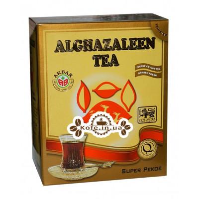 Чай AKBAR Do Ghazal Tea Super Pekoe 450 г к / п (4796015725194)