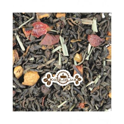 Пу Ер Фітнес ароматизований чай Світ чаю