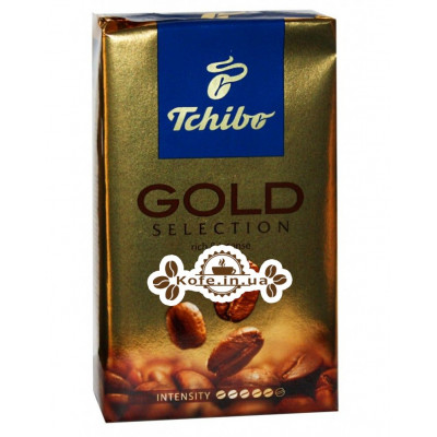 Кофе Tchibo Gold Selection молотый 250 г (4006067943676)