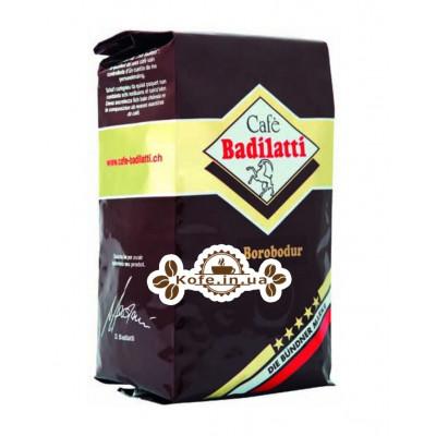 Кава Badilatti Borobodur 500 г зернової