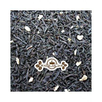 Чорний з Імбиром чорний ароматизований чай Чайна Країна