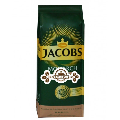 Кава Jacobs Monarch Delicate мелена 225 г (8714599101919)