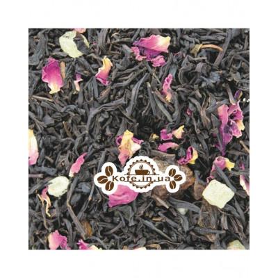 Страсть черный ароматизированный чай Світ чаю