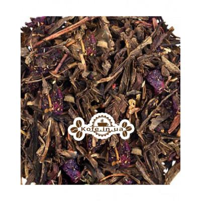 Сакура Кай зеленый ароматизированный чай Країна Чаювання 100 г ф/п