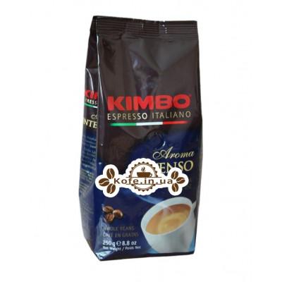 Кофе KIMBO Aroma Intenso зерновой 250 г (8002200601218)
