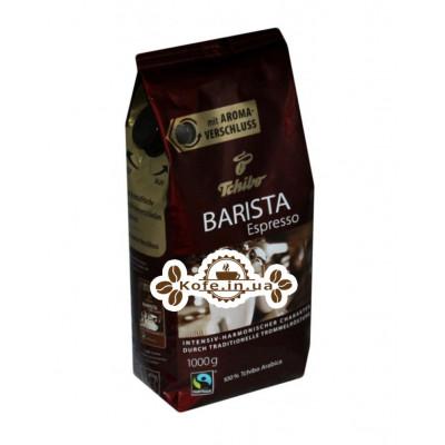 Кофе Tchibo Barista Espresso зерновой 1 кг (4046234815979)