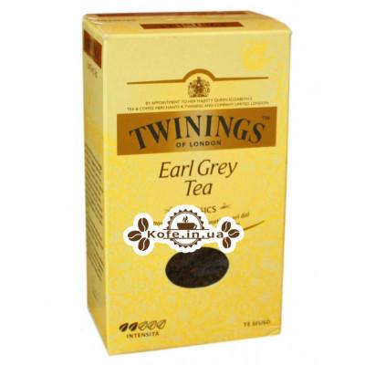 Чай TWININGS Earl Grey Tea Ерл Грей 100 г к / п