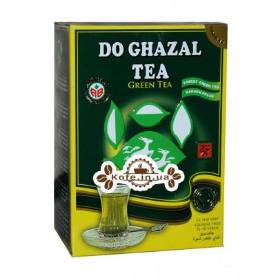 Чай AKBAR Do Ghazal Green Tea 500 г к/п (4796002511878)