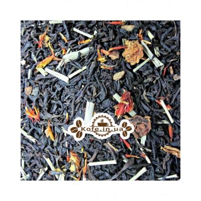 Золоте Яблучко чорний ароматизований чай Чайна Країна
