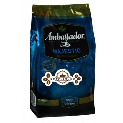 Кофе Ambassador Majestic зерновой 1 кг (8719325020731)