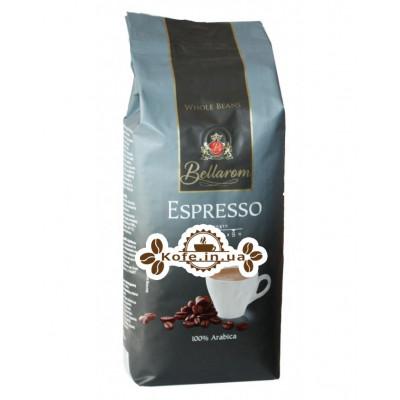 Кава Bellarom Espresso 100% Arabica зернова 500 г (20118204)