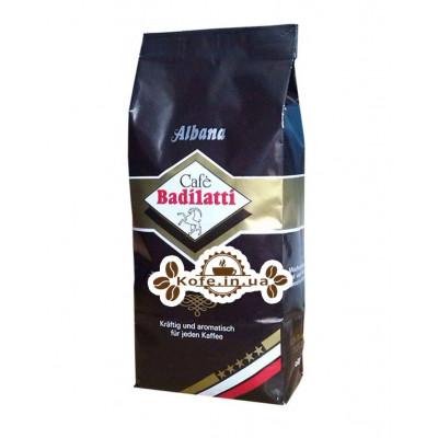 Кава Badilatti Albana зернова 1 кг