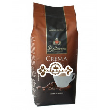 Кава Bellarom Crema 100% Arabica зернова 500 г (20119198)