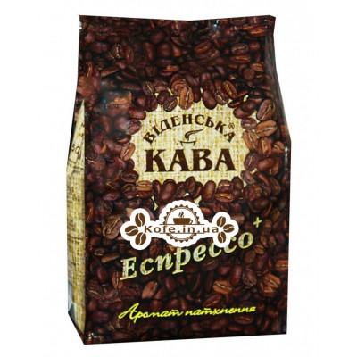 Кофе Віденська Кава Espresso + зерновой 500 г (4820000370387)