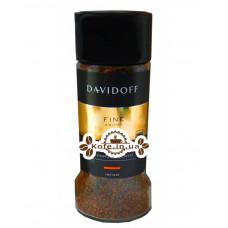 Кава Davidoff Cafe Fine Aroma розчинна 100 г ст. б. (4006067084263)