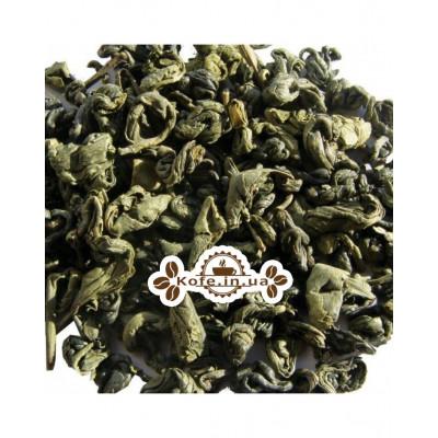 Китайський Ганпаудер Органік зелений органічний чай Чайна Країна