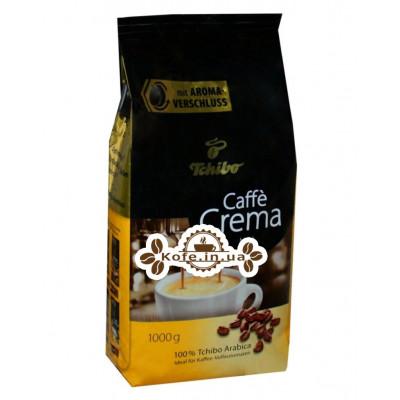 Кава Tchibo Caffe Crema Mild зернова 1 кг (4046234158977)