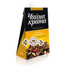 Заряд Бадьорості трав'яний чай Чайна Країна 100 г к / п