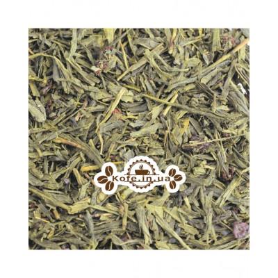 Сакура Кай зелений ароматизований чай Світ чаю