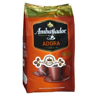 Кофе Ambassador Adora зерновой 1 кг (8718868866776)