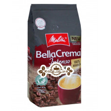 Кава Melitta Bella Crema Intenso 100% Arabica зернова 1 кг (4002720009741)