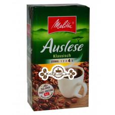 Кофе Melitta Auslese Klassisch молотый 500 г (4002720002261)