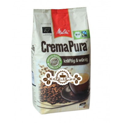 Кофе Melitta Crema Pura зерновой 1 кг