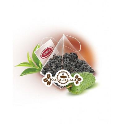 Саусеп Пеко черный ароматизированный чай Османтус 50 х 2 г