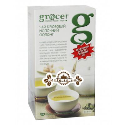 Чай GRACE! Milk Oolong Tutquoise Tea Бирюзовый Молочный Оолонг 25 х 1,5 г (5060207693509)