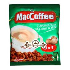 Кава MacCoffee 3в1 Hazelnut Лісовий Горіх розчинна 20 х 18 г економ.пак. (8887290109864)