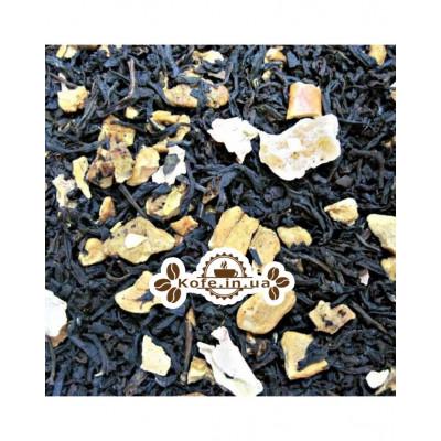 Диня з Ароматом Сливок чорний ароматизований чай Чайна Країна