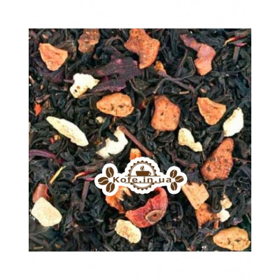 Чай Імператора Преміум чорний ароматизований чай Країна Чаювання 100 г ф / п