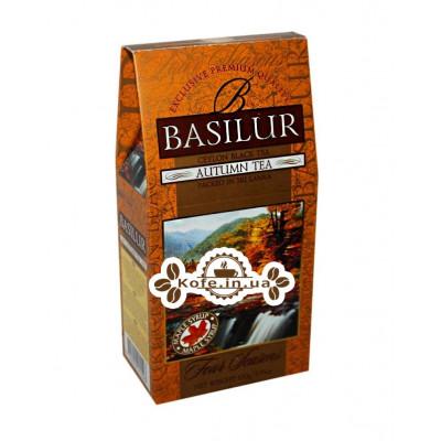 Чай BASILUR Autumn Tea Осенний - Времена Года 100 г к/п (4792252915503)