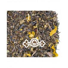 Ханибуш Медовый Поцелуй этнический чай Світ чаю