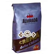 Кава ALVORADA Crema della Creme зернова 500 г (9002517300032)