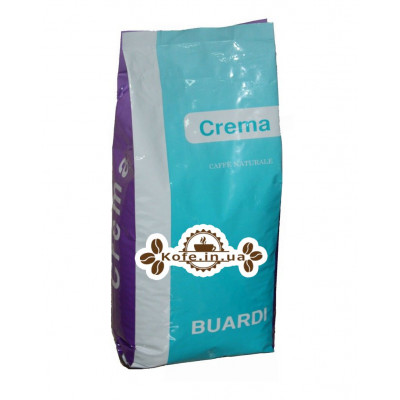 Кофе Buardi Crema зерновой 1 кг