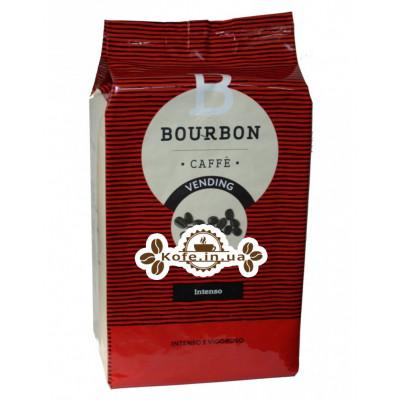 Кава Lavazza Bourbon Caffe Vending Intenso зернова 1 кг (8000070039025)