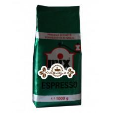 Кава KIMBO Espresso Mix зернова 1 кг (8002200121037)