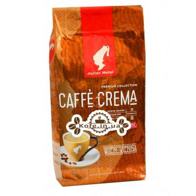 Кава Julius Meinl Premium Collection Caffe Crema зернова 1 кг (9000403895334)