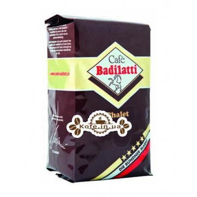 Кофе Badilatti Chalet 500 г зерновой