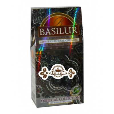 Чай BASILUR Persian Earl Grey Перська Ерл Грей - Східна 100 г к / п (4792252935228)