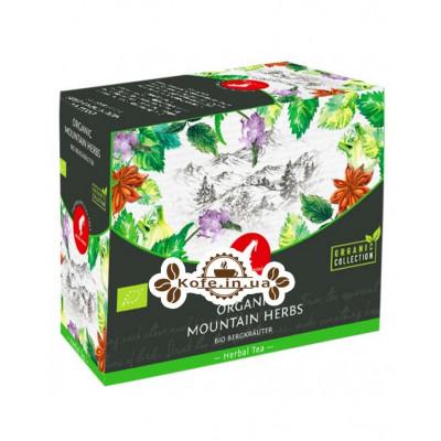 Чай Julius Meinl Bio Mountain Herbs Горные Травы 20 x 2 г (9000403832643)