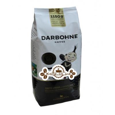 Кава JJ DARBOVEN DARBOHNE KAFFEE Caffe Crema зернова 1 кг (4006581101866)