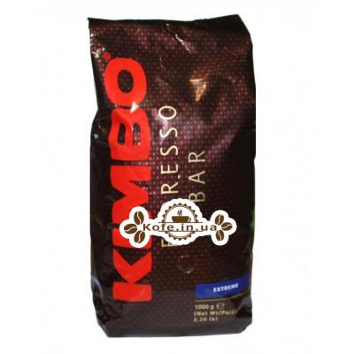 Кава KIMBO Espresso Bar Extreme зернова 1 кг