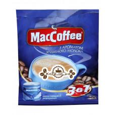 Кава MacCoffee 3в1 Condensed Milk Згущене Молоко розчинна 20 х 18 г економ.пак. (8887290145312)