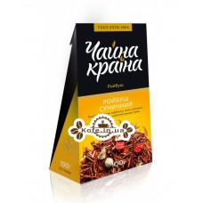 Ройбуш Суничний етнічний чай Чайна Країна 100 г к / п