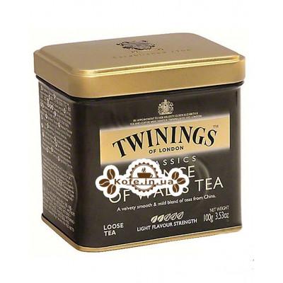 Чай TWININGS Prince of Wales Tea Принц Уэльский 100 г ж/б (070177029654)