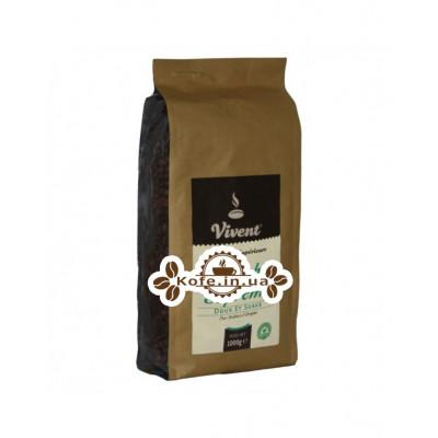 Кава Vivent Colombie Supreme зернова 1 кг (3071473968590)