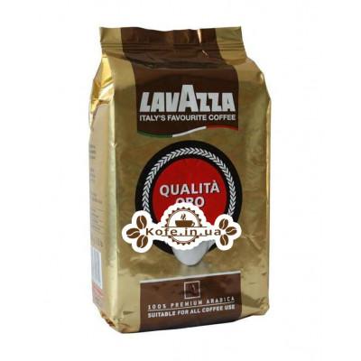 Кофе Lavazza Qualita Oro зерновой 500 г (8000070019362)